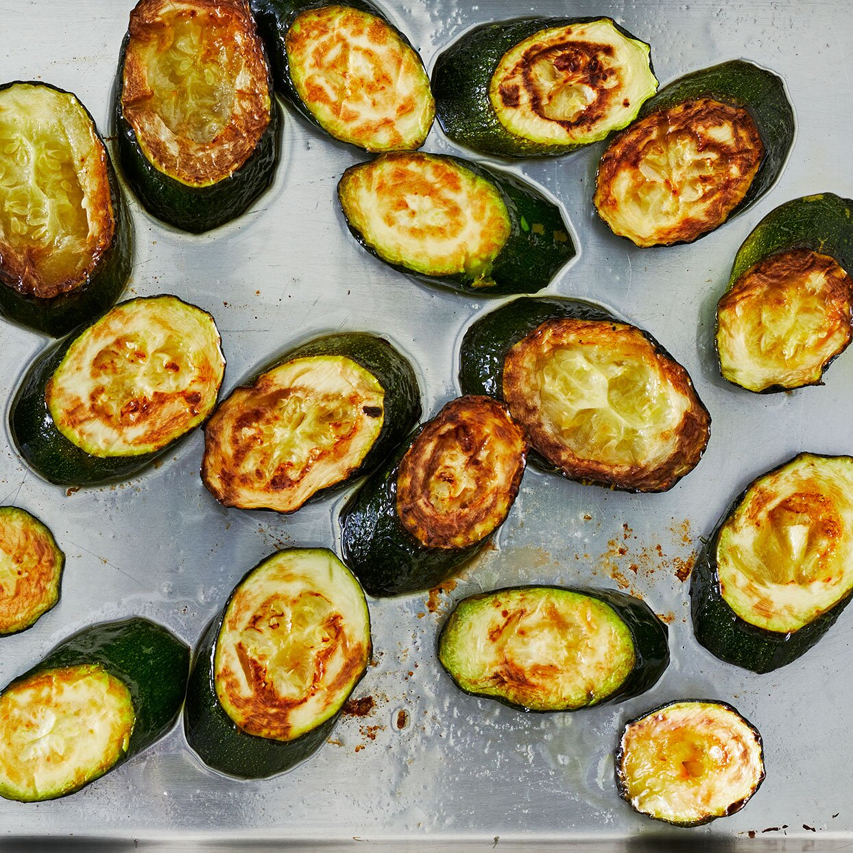 Roasted-Zucchini-on-a-Sheetpan