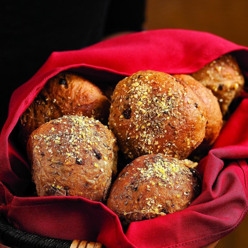 Fig-Anise Rolls