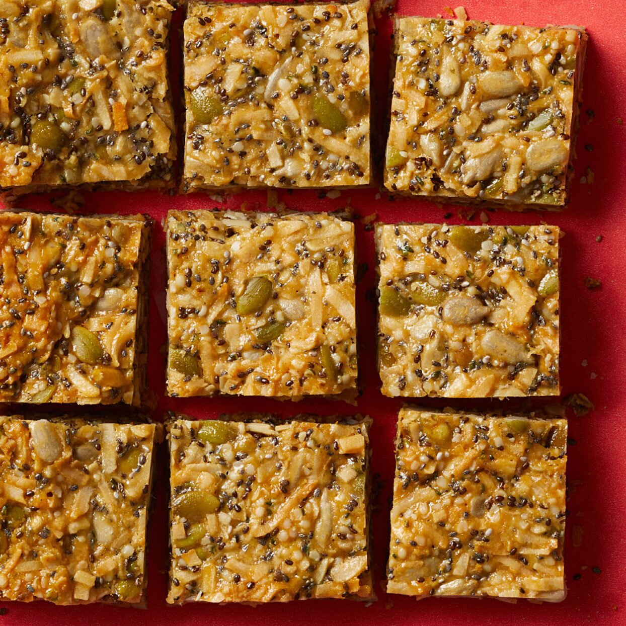 super seed snack bars