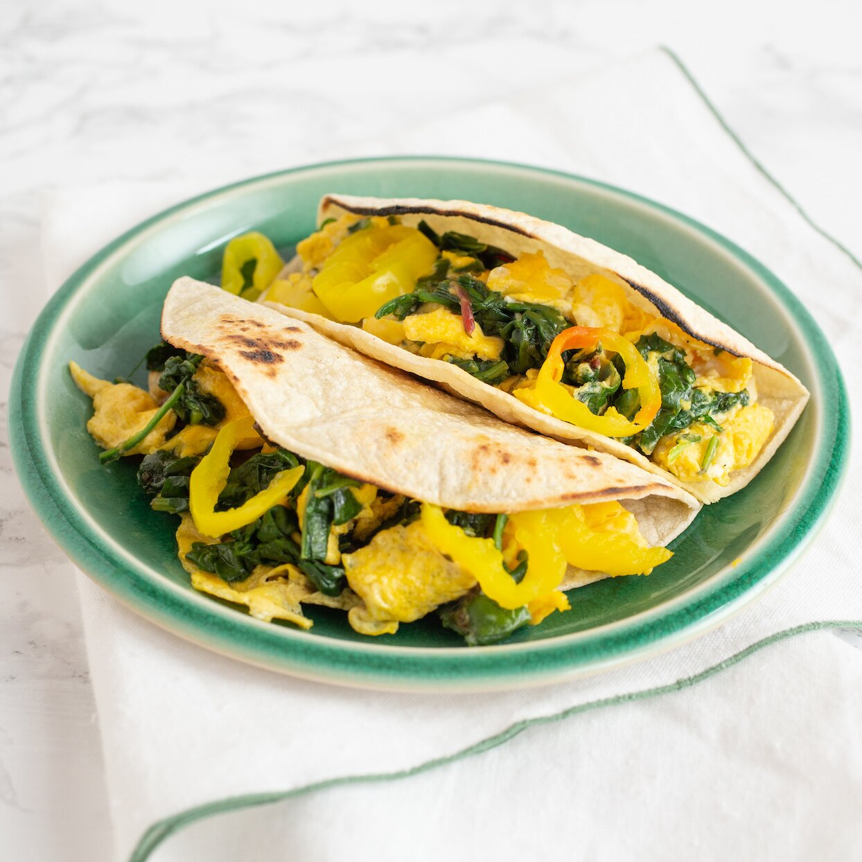 banana-pepper-greens-tacos