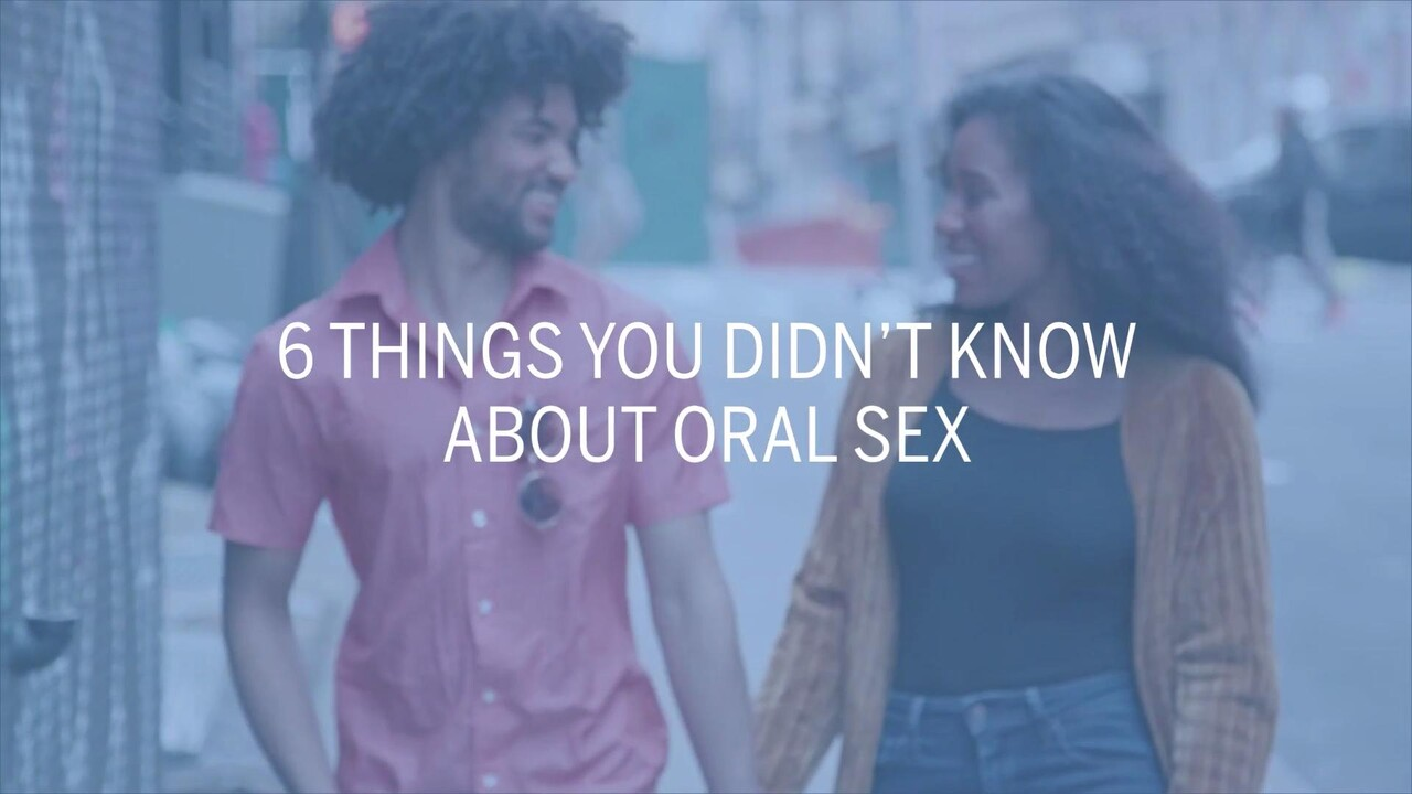What is female oral sex called