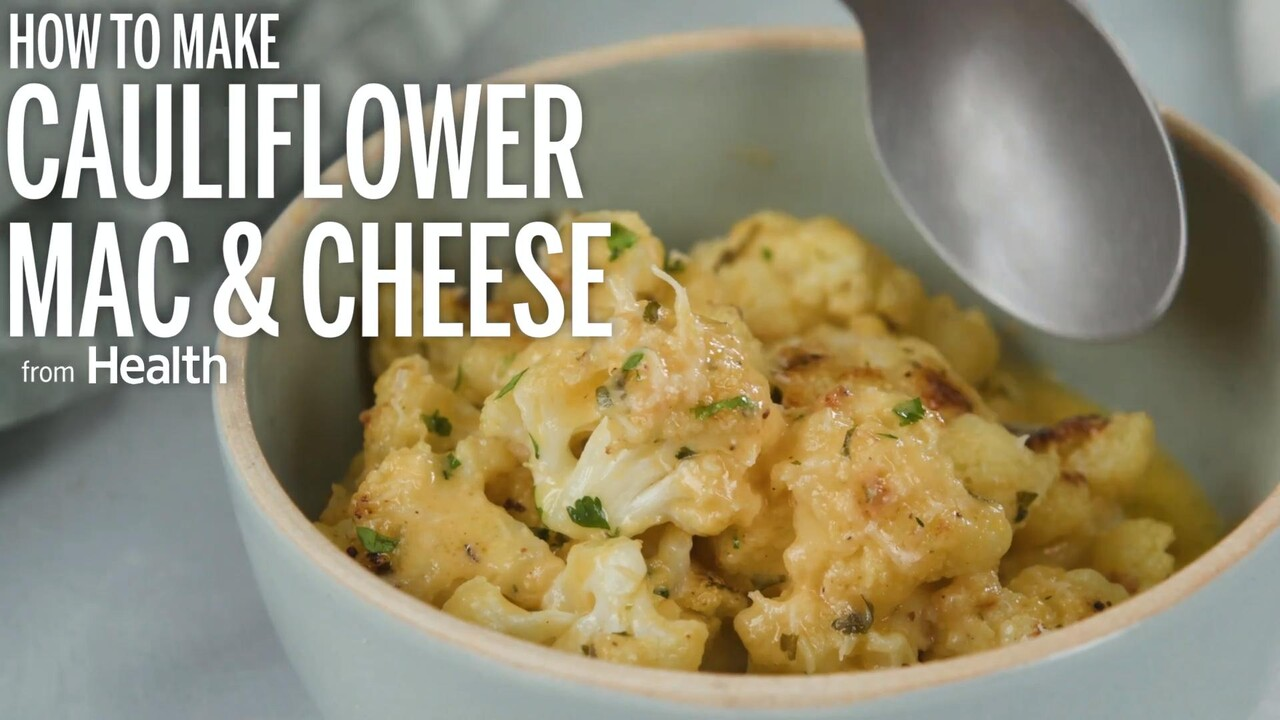 How To Make Cauliflower Mac Cheese