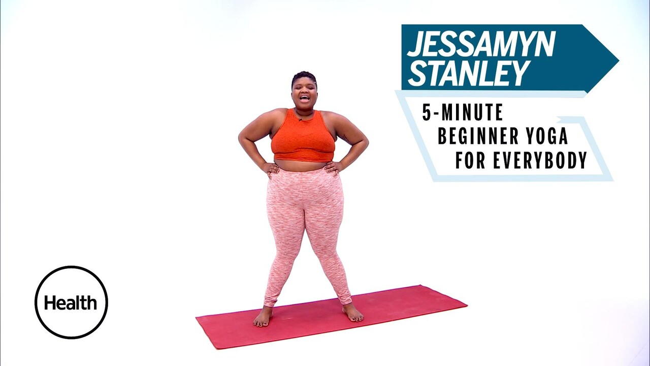 This Woman Is Breaking Down Stereotypes That Yoga Is Only For A Certain Body Type Health Com