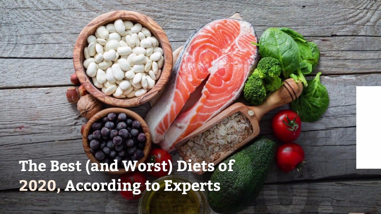 what is the ranking of the best diets