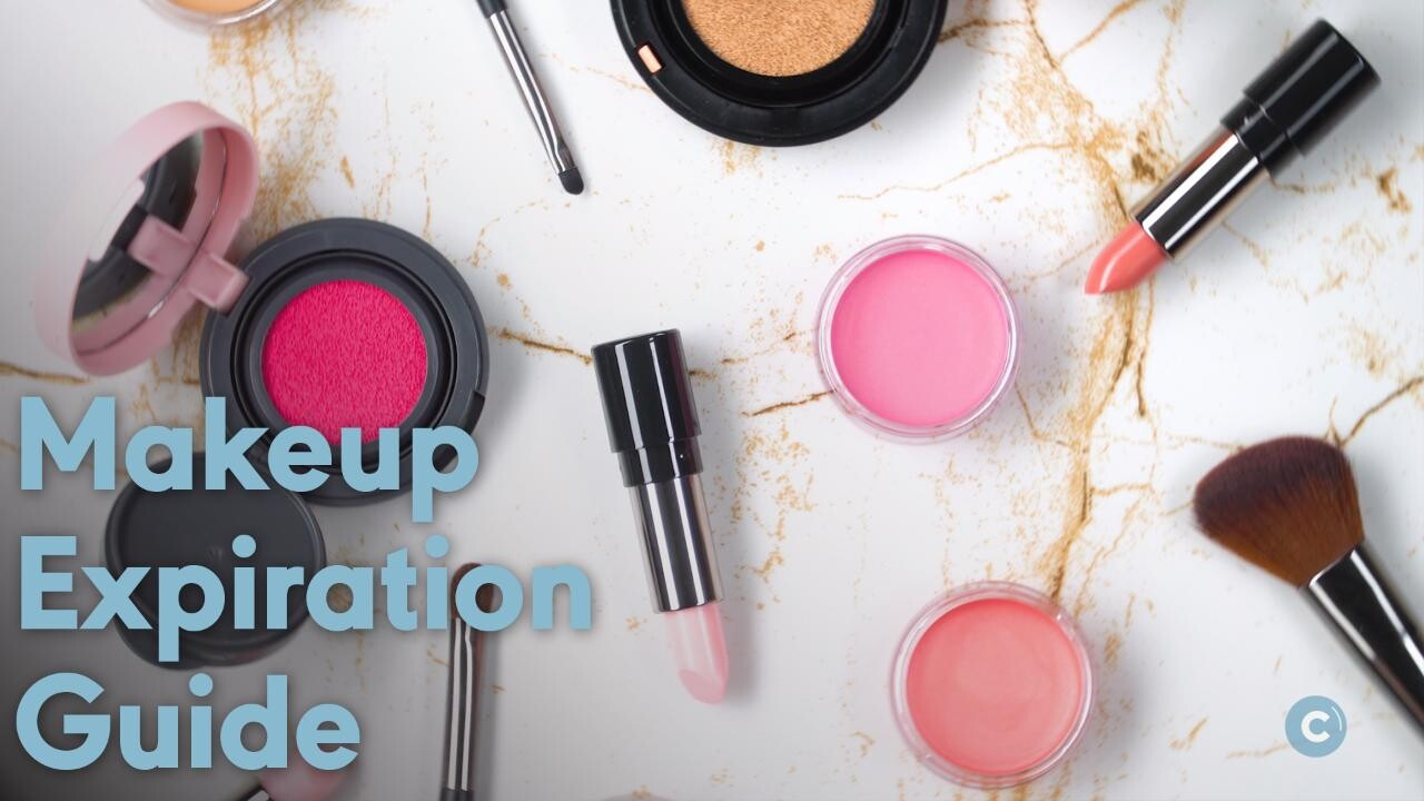 When To Throw Away Makeup According To A Dermatologist Health Com