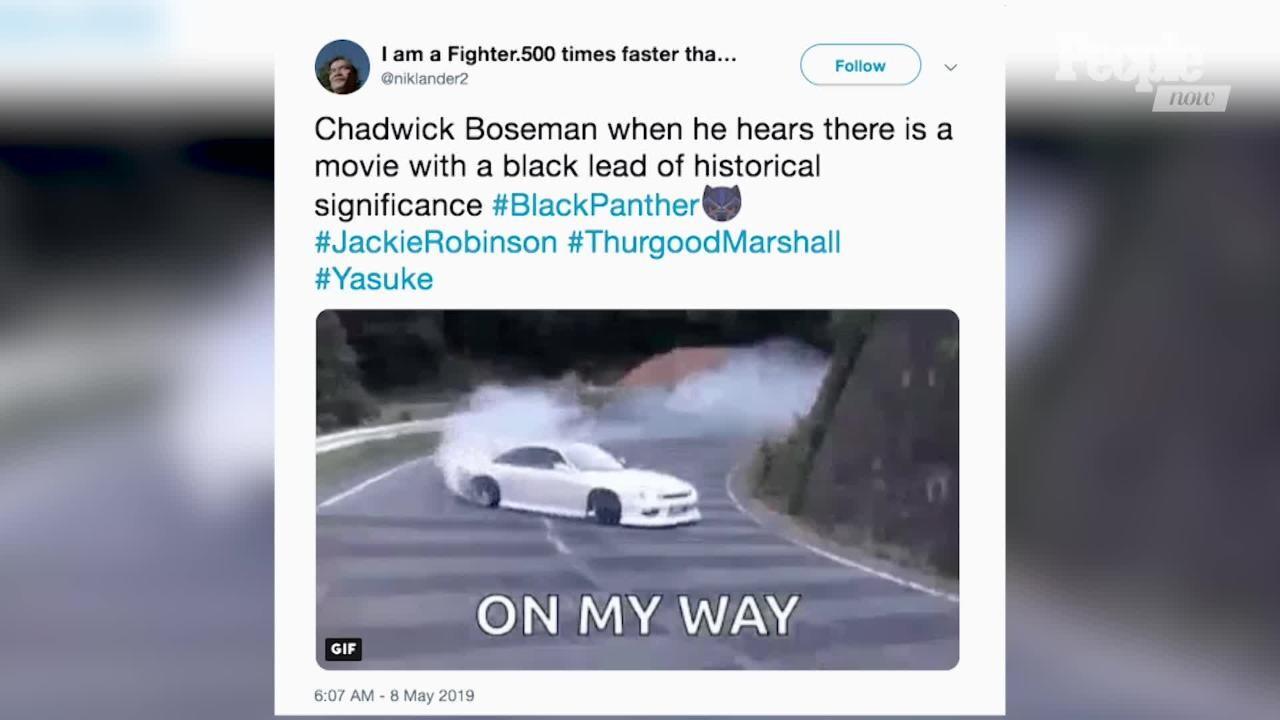 Review Chadwick Boseman In 21 Bridges Ew Com
