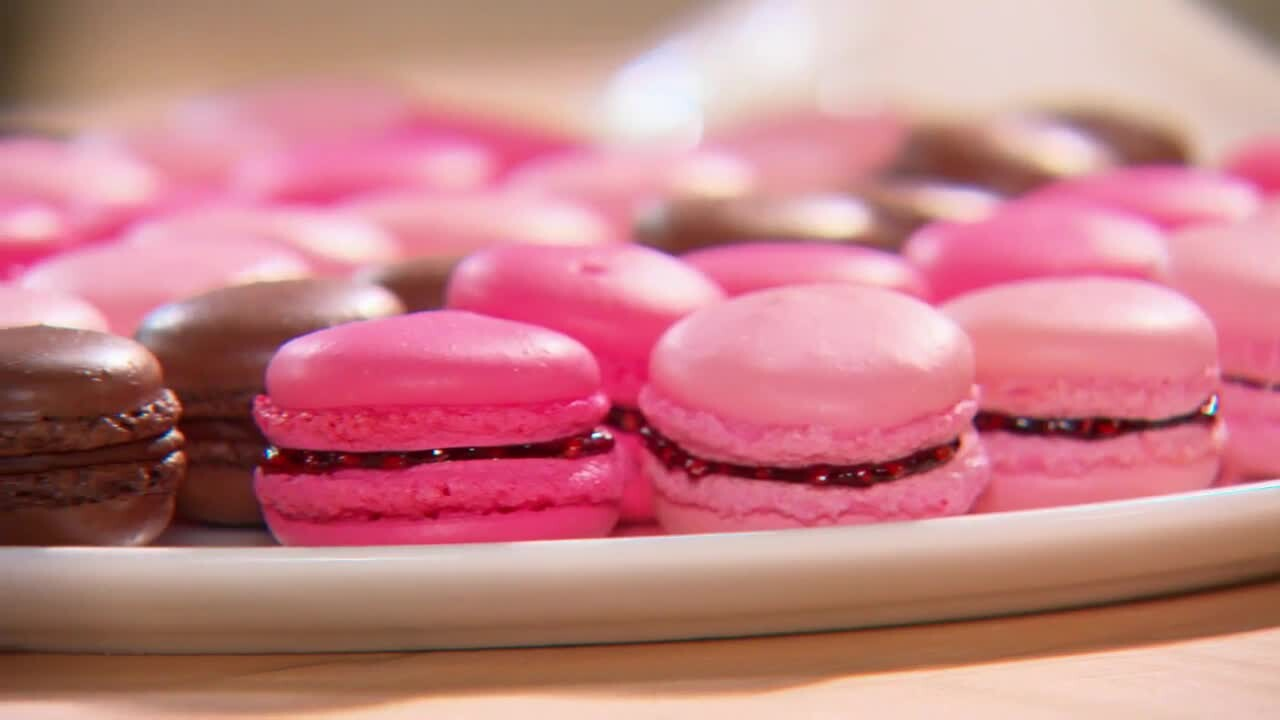 Basic French Macarons Recipe Martha Stewart