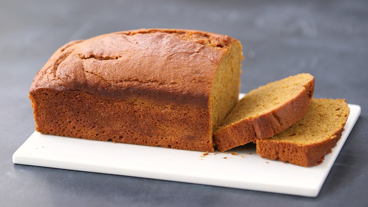 Pumpkin Bread Recipe Martha Stewart