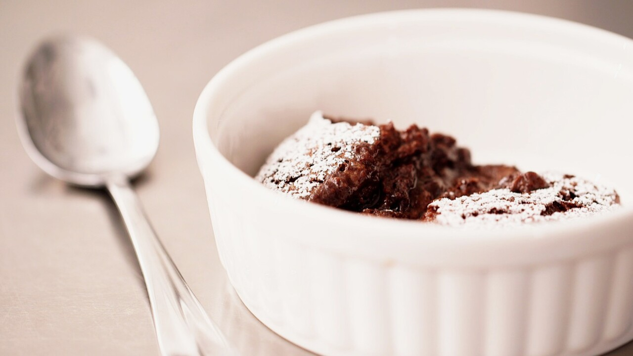 Chocolate Pudding Cake Free Recipe from Martha Stewart!