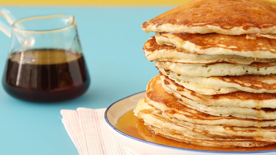 Best Buttermilk Pancakes Recipe Martha Stewart