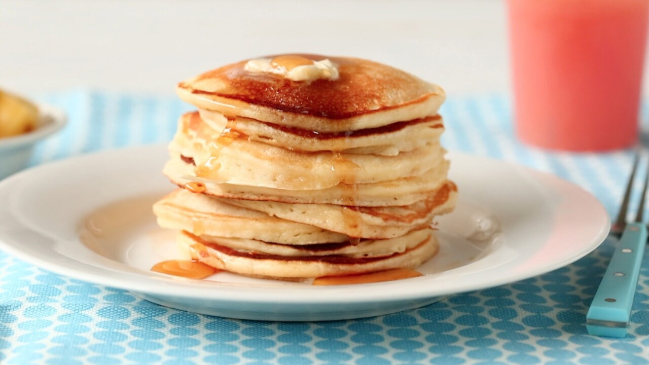 Easy Basic Pancakes Recipe Martha Stewart