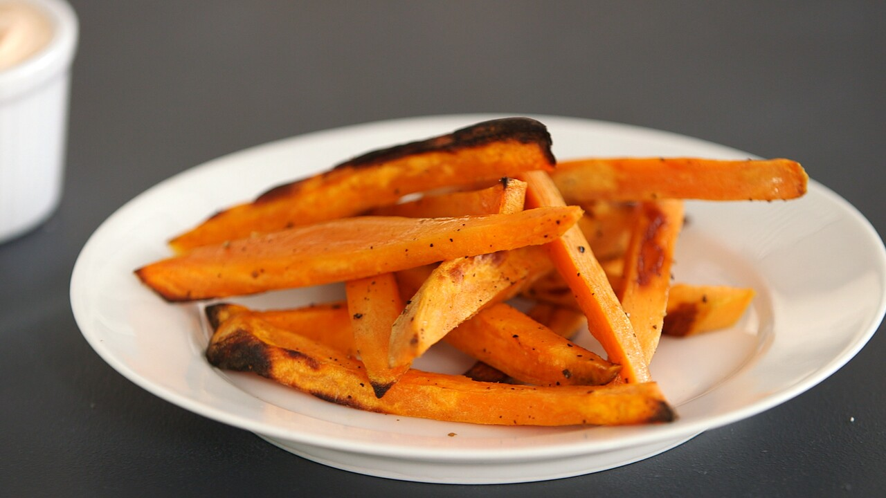 Sweet Potato Fries Recipe Martha Stewart