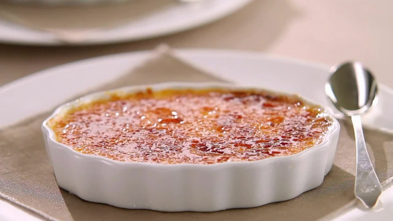 Favorite Creme Brulee Recipe Martha Stewart