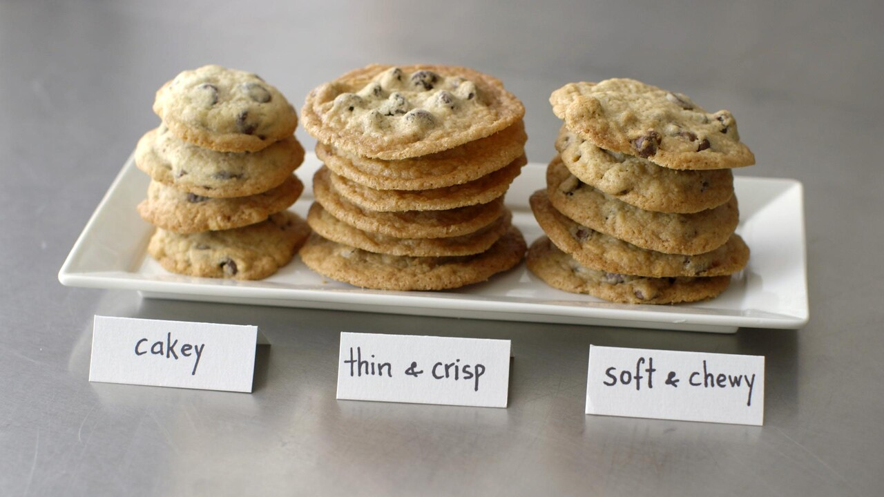 Soft And Chewy Chocolate Chip Cookies Recipe Martha Stewart