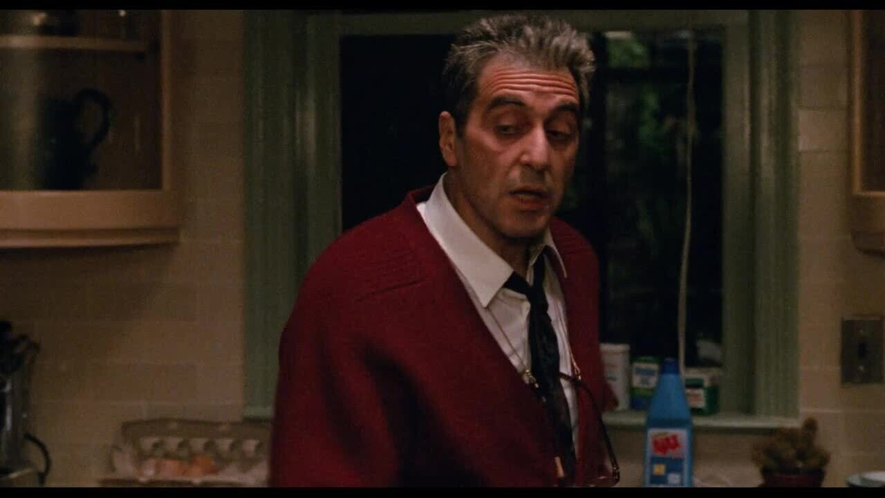 The Godfather Part Iii New Trailer Francis Ford Coppola Presents The Death Of Michael Corleone Ew Com
