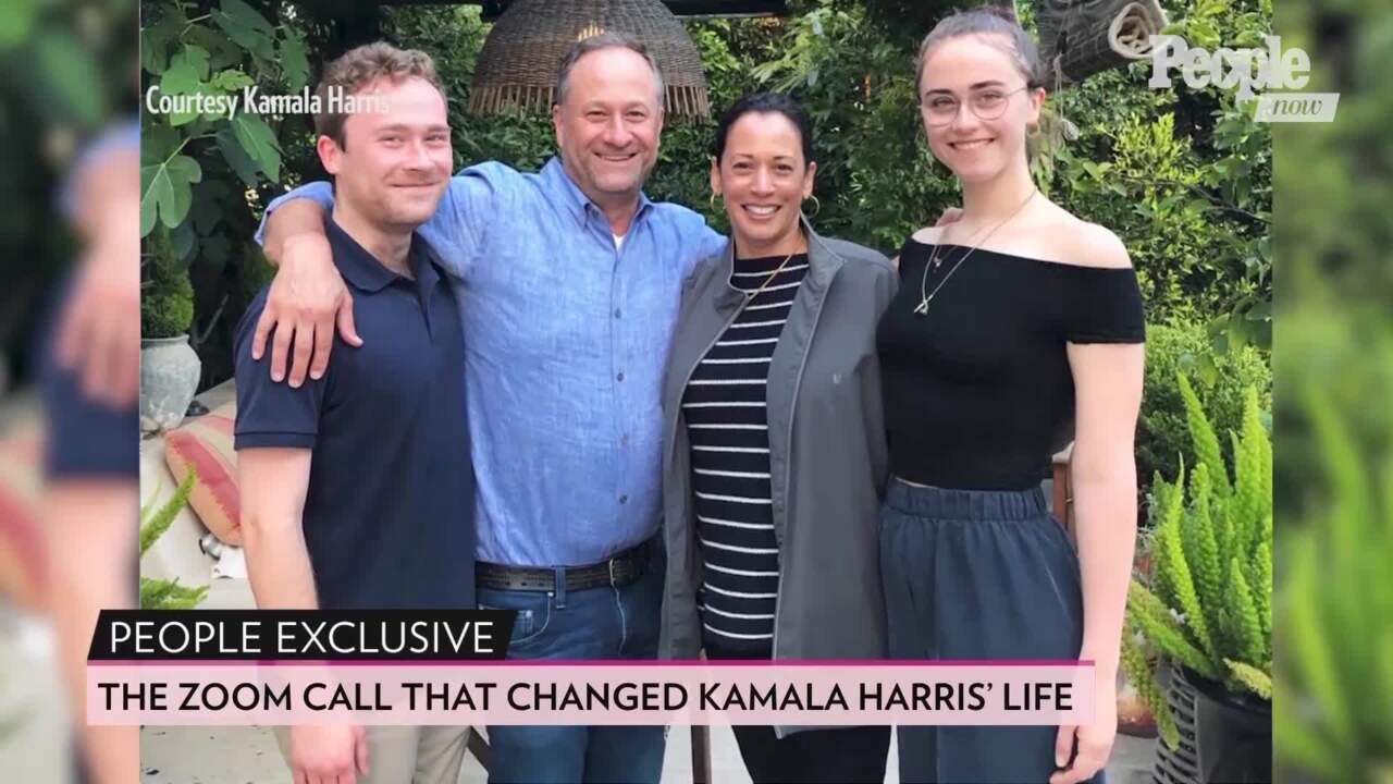 Kamala Harris Parents Helped Shape Who She Is Today People Com