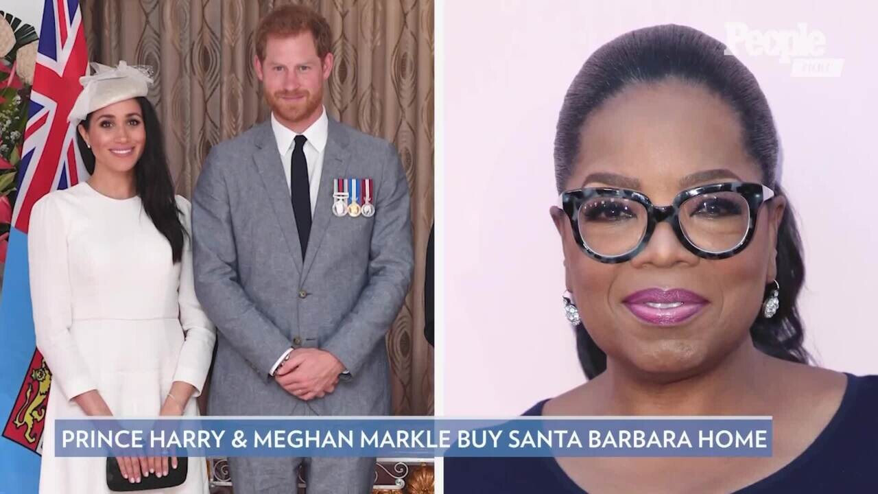 meghan markle and prince harry bought a house in santa barbara people com meghan markle and prince harry have bought a house settled into the quiet privacy of santa barbara