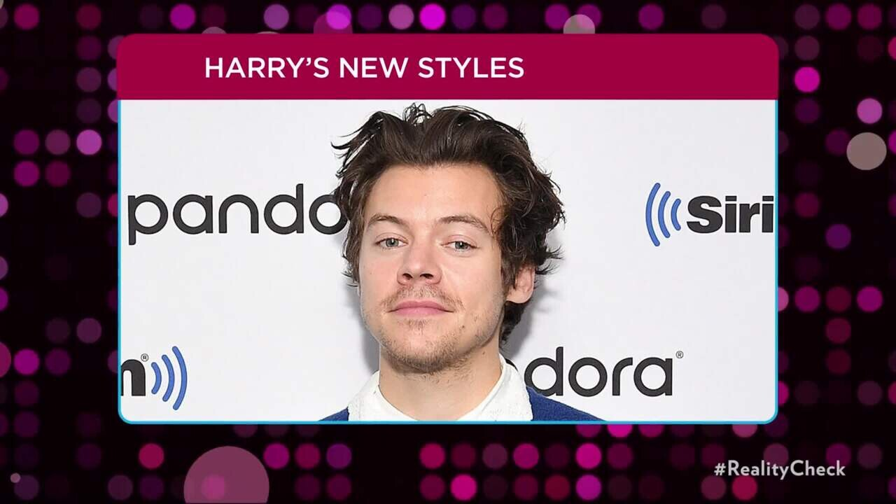 Harry Styles Debuts New Haircut And His Fans React People Com