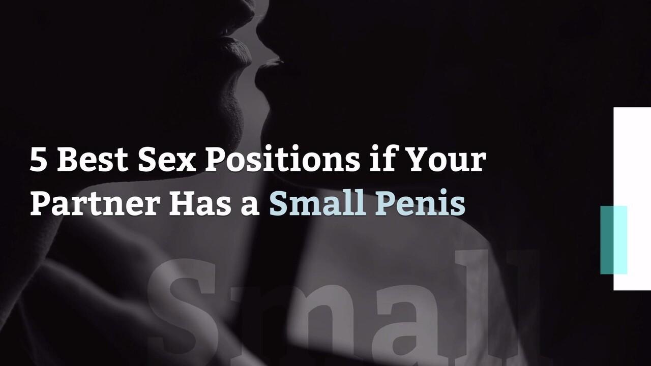 Husband has large penis