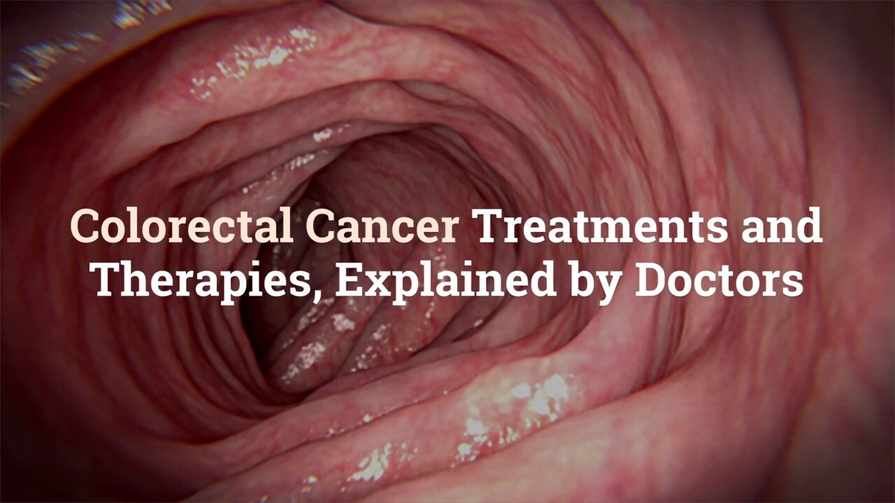 colorectal cancer 40s