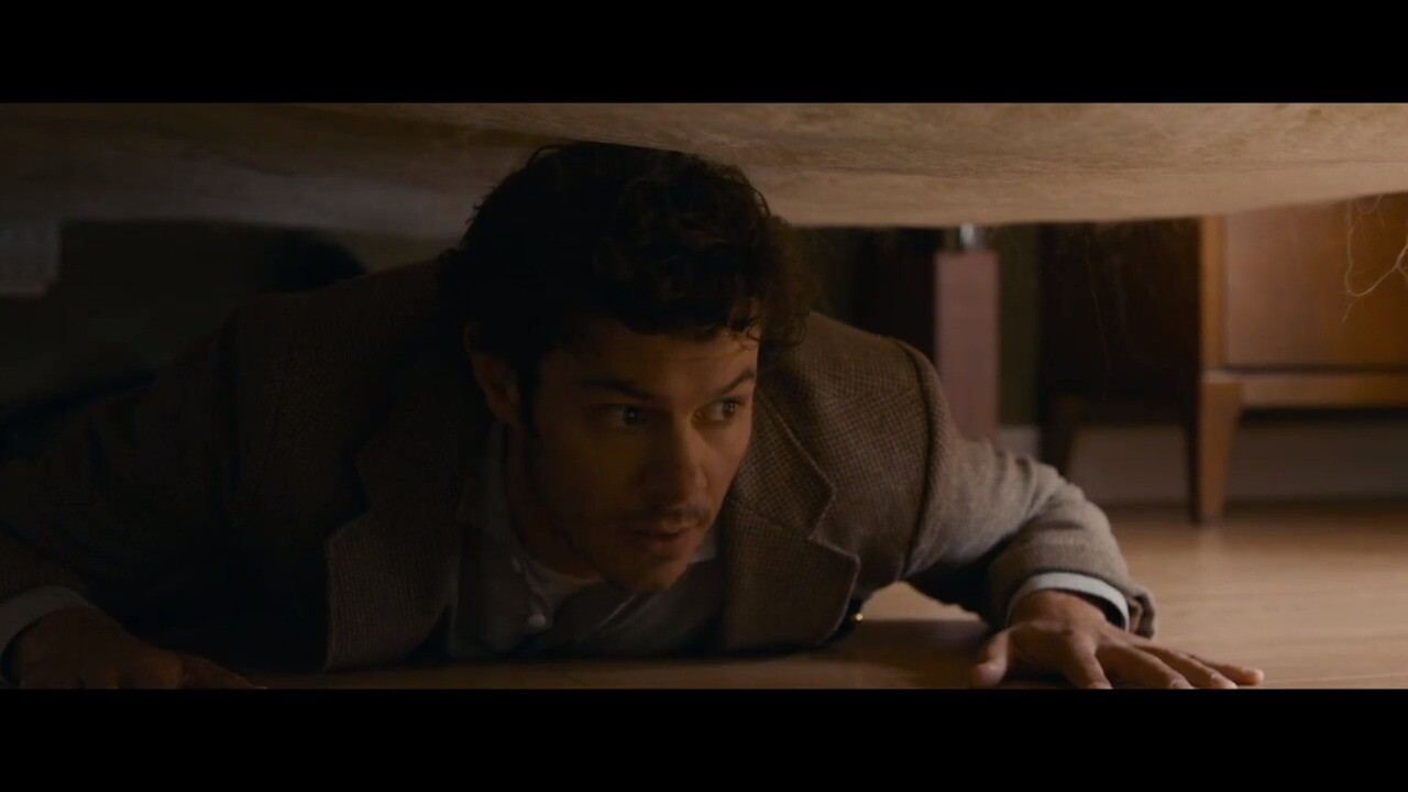 Adam Brody does wild spin on the Hardy Boys in The Kid Detective trailer |  EW.com