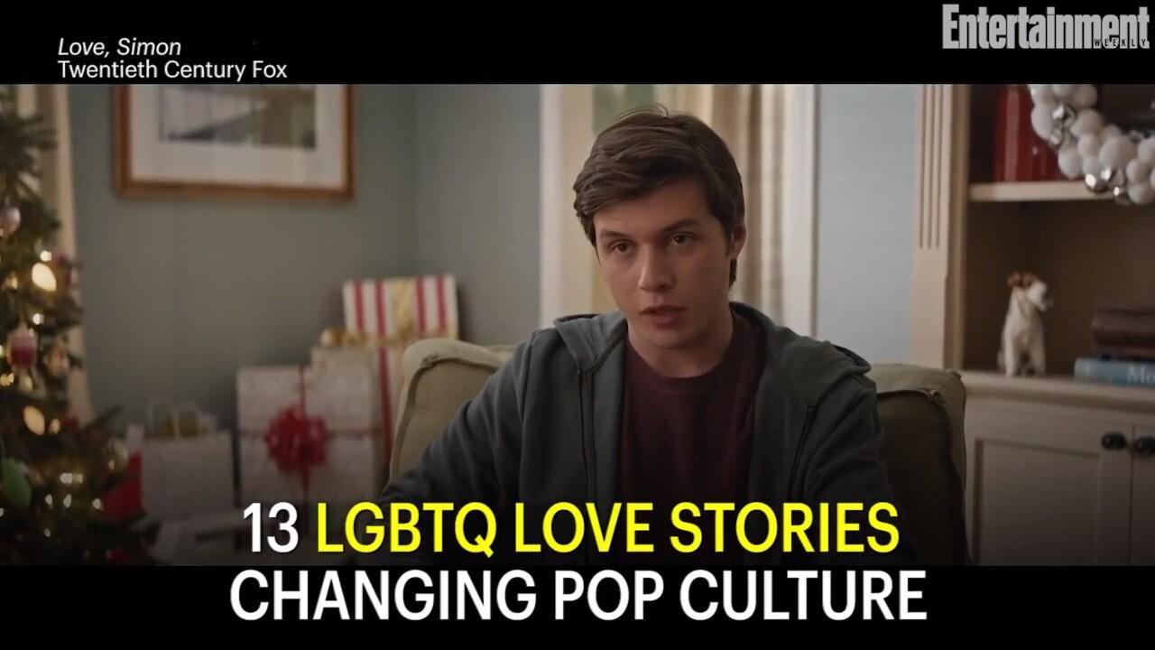 Sense8 Brian J Smith Jamie Clayton On Lito Coming Out At Pride Parade Ew Com