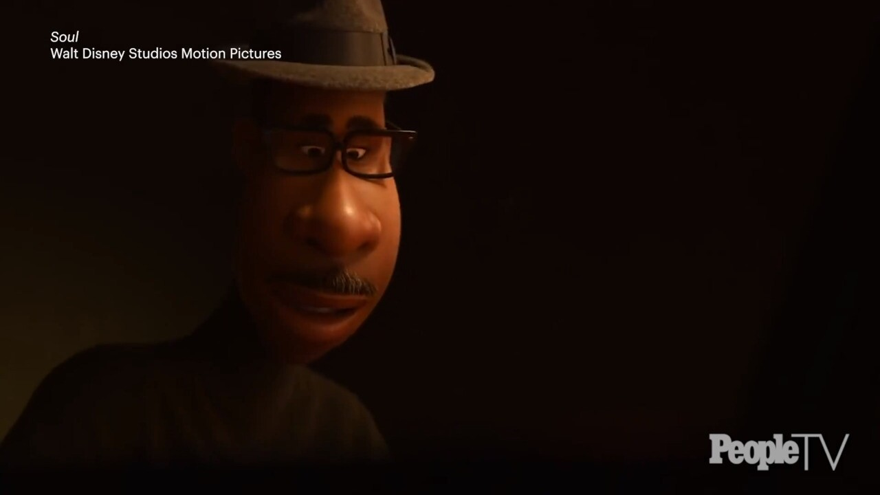 Soul Searching Could Pixar S Latest Signal A New Direction For The Studio Ew Com Joe and soul are semantically related. the cast of soul describe their souls