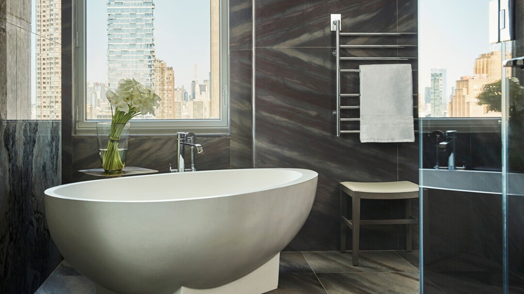 The Four Seasons New York Downtown Is Reopening With A Jaw Dropping New Suite Travel Leisure