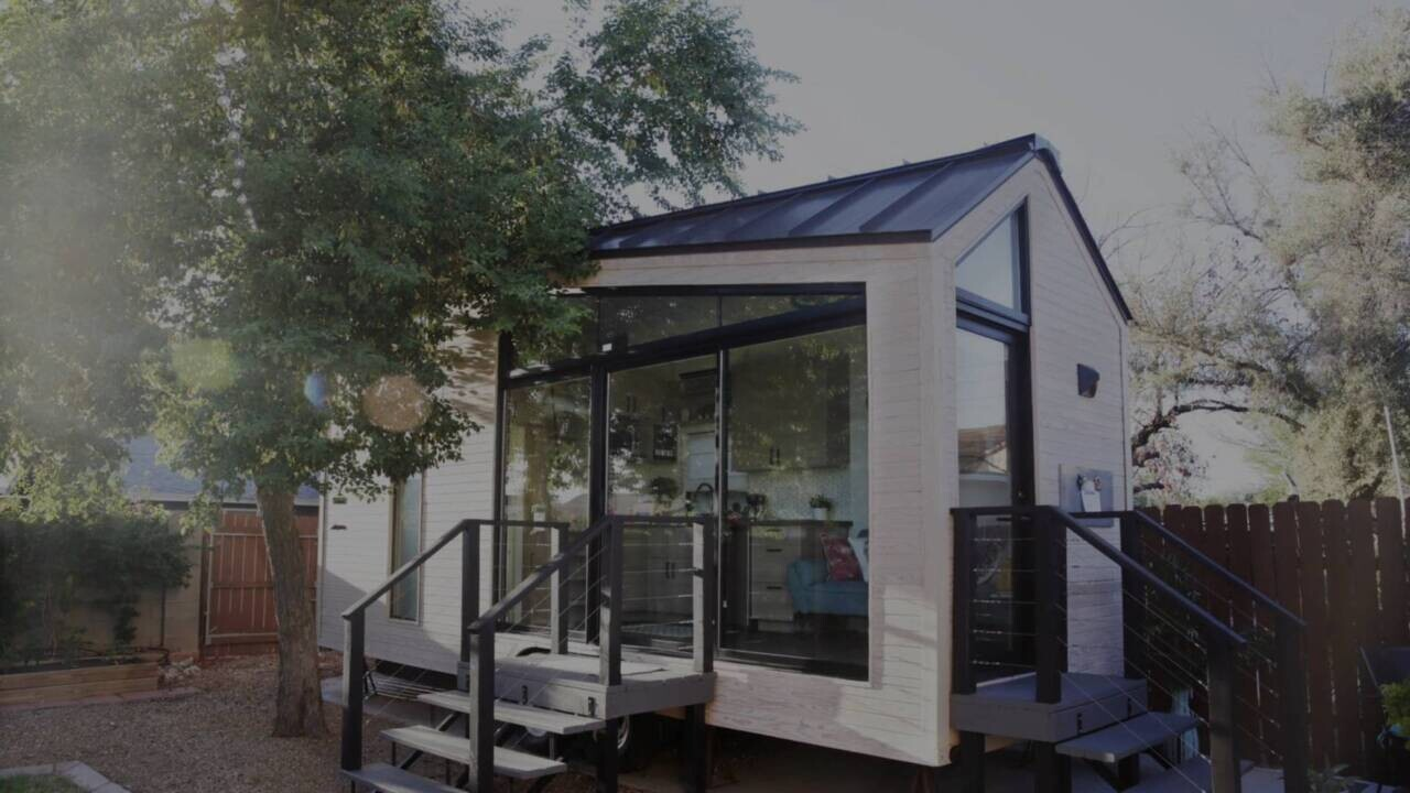 8 Charming Tiny Homes You Can Rent On Airbnb Travel Leisure