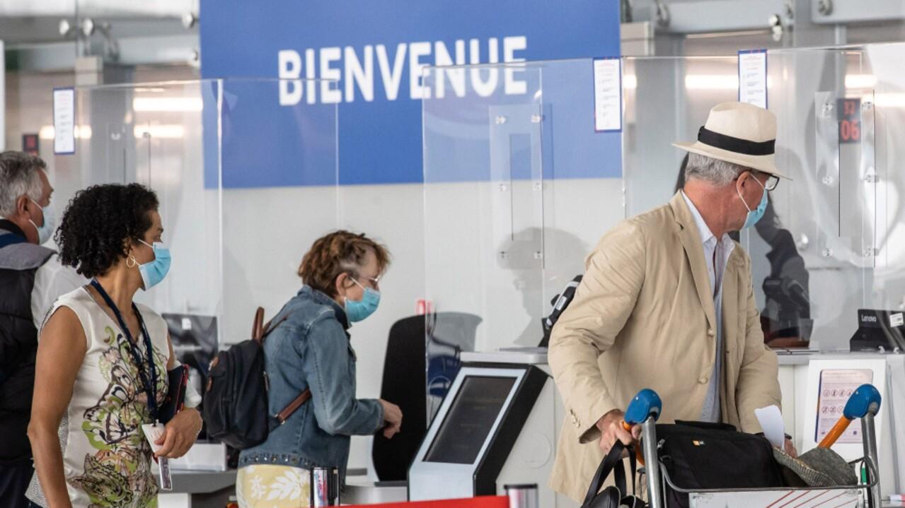 Ban eu travel