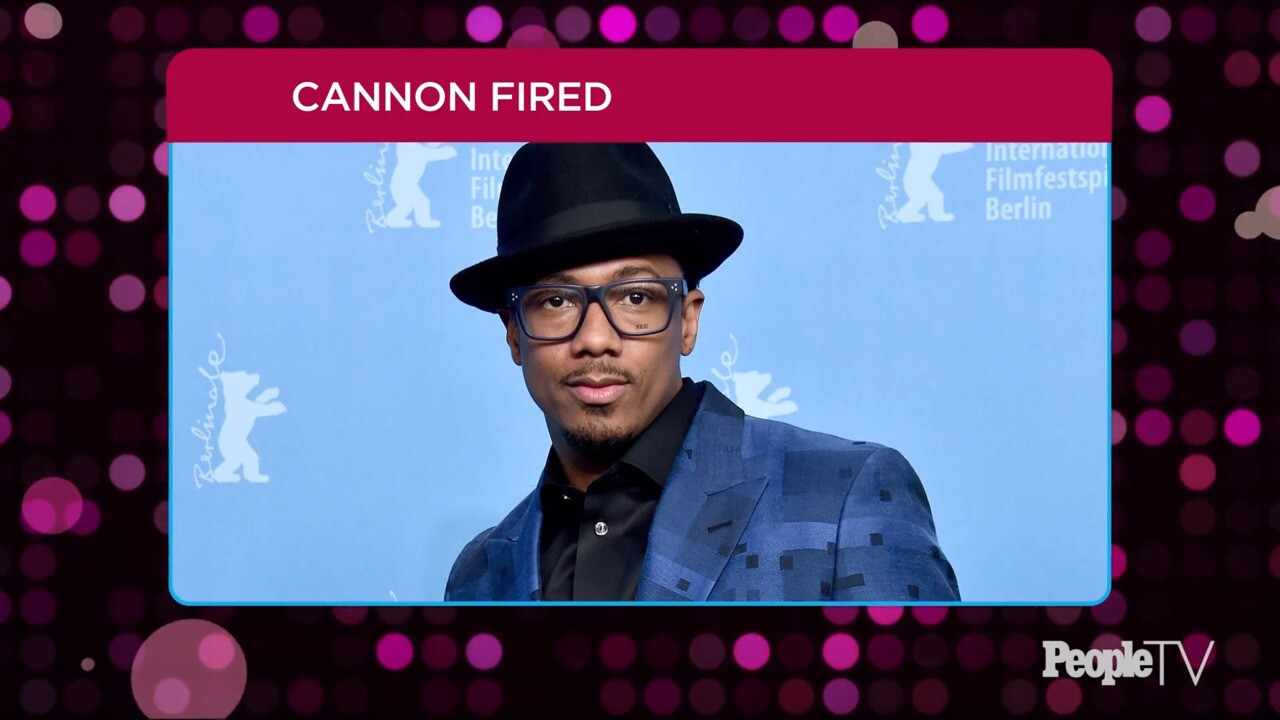 Viacomcbs Terminating Relationship With Nick Cannon People Com