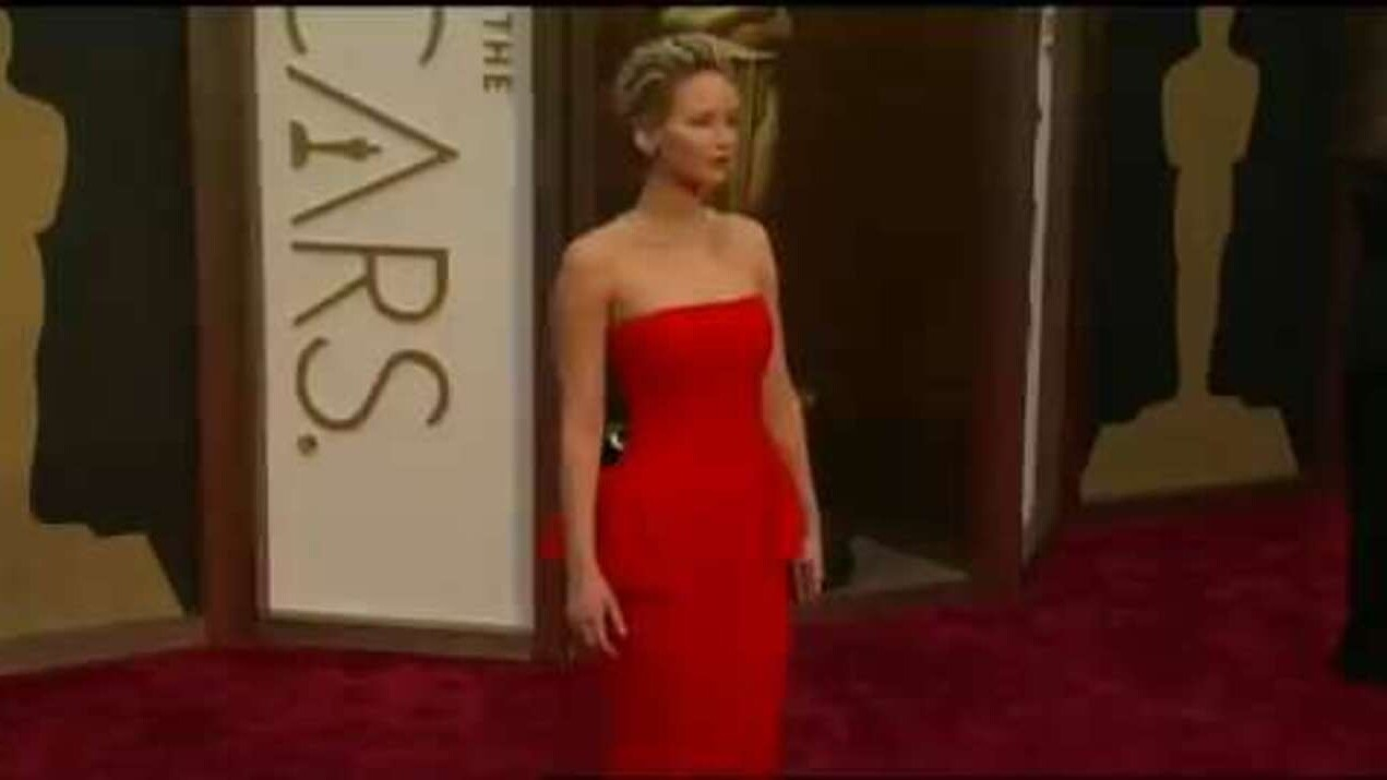 Nude j law Jennifer Lawrence