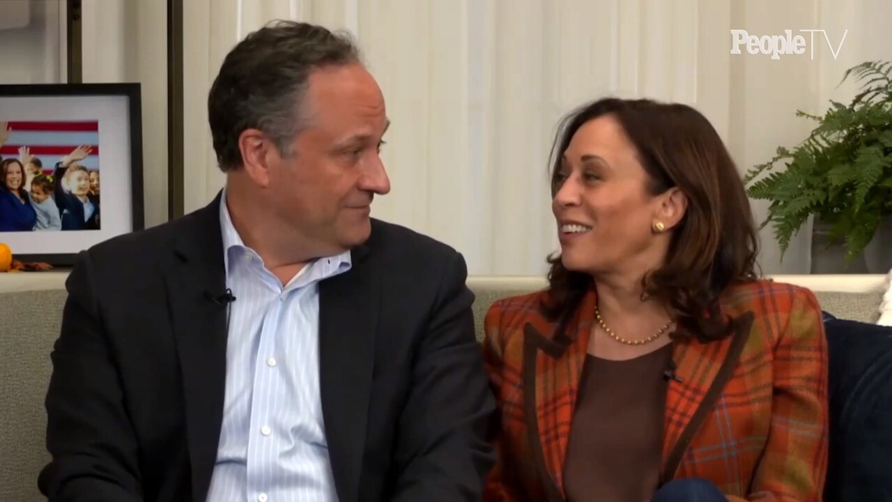 Kamala Harris Husband Doug Emhoff Won T Be Her Adviser People Com