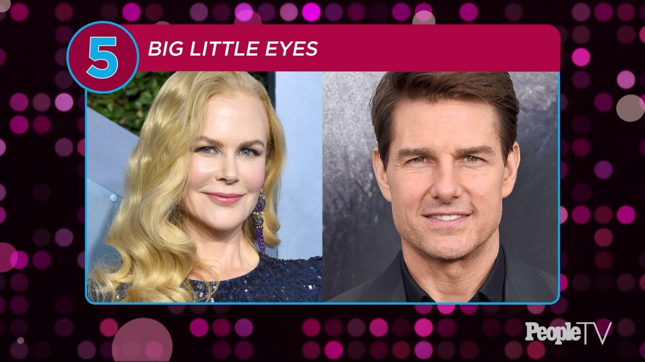 Nicole Kidman On Marriage To Tom Cruise During Eyes Wide Shut People Com