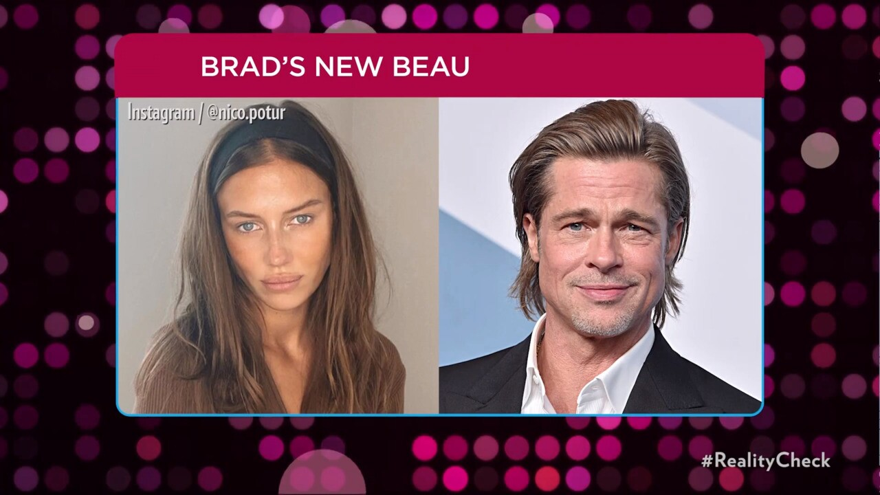 Nicole Poturalski All About The German Model Spotted With Brad Pitt People Com
