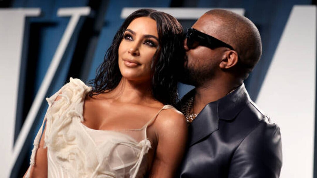 Kim Kardashian Shares A New Family Portrait In Honor Of Father S Day Instyle