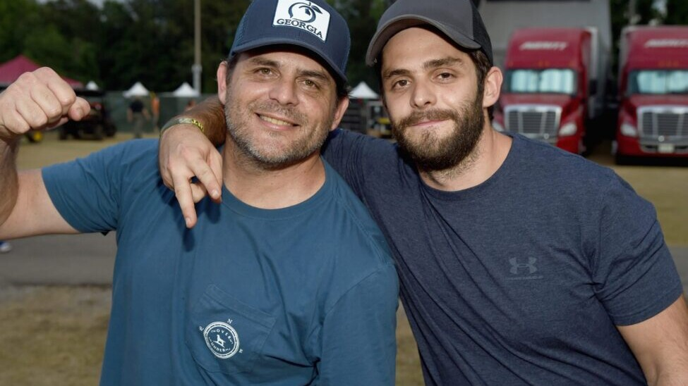 Thomas Rhett Talks About His Dad's Immense Impact on His Country Music  Career | Southern Living