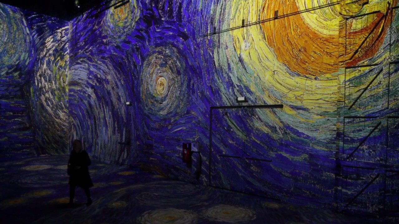 Lego To Make Set Inspired By Vincent Van Gogh S The Starry Night Southern Living
