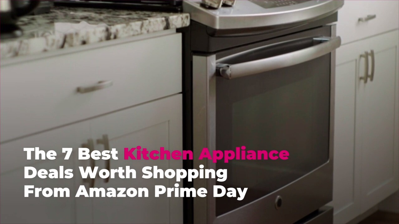 Amazon Prime Day 2020 Best Appliance Deals Real Simple