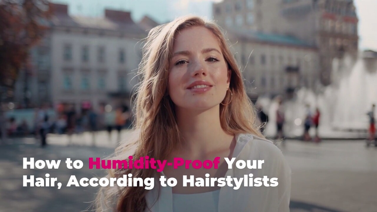 How To Humidity Proof Your Hair According To Hairstylists Real Simple