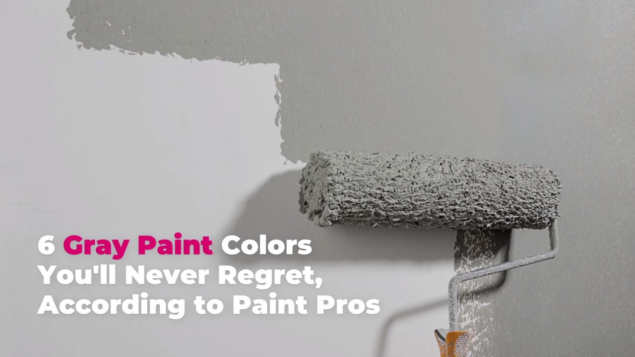6 Best Gray Paint Colors You Ll Never Regret Real Simple
