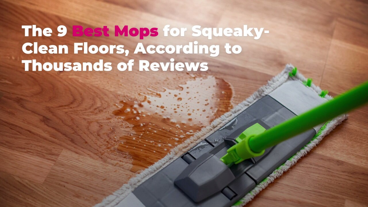 9 Best Mops Of 2020 According To
