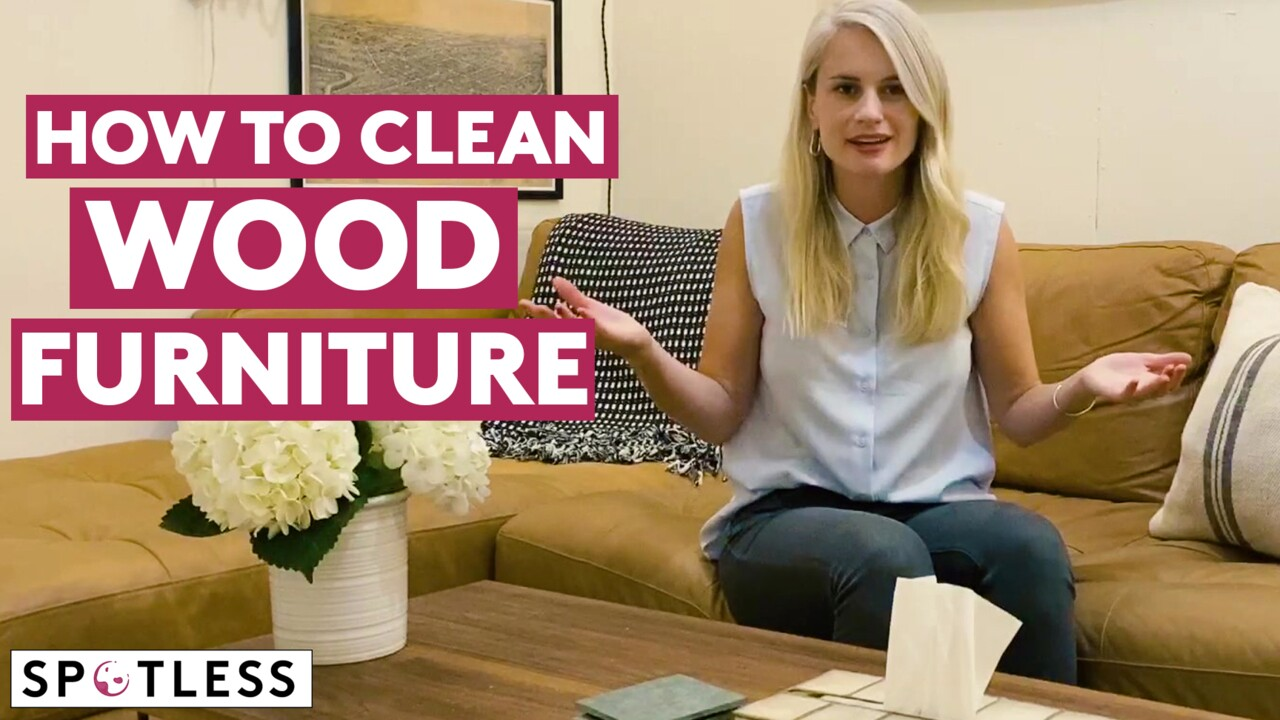 How To Clean Wood Furniture Make It Look Brand New Real Simple