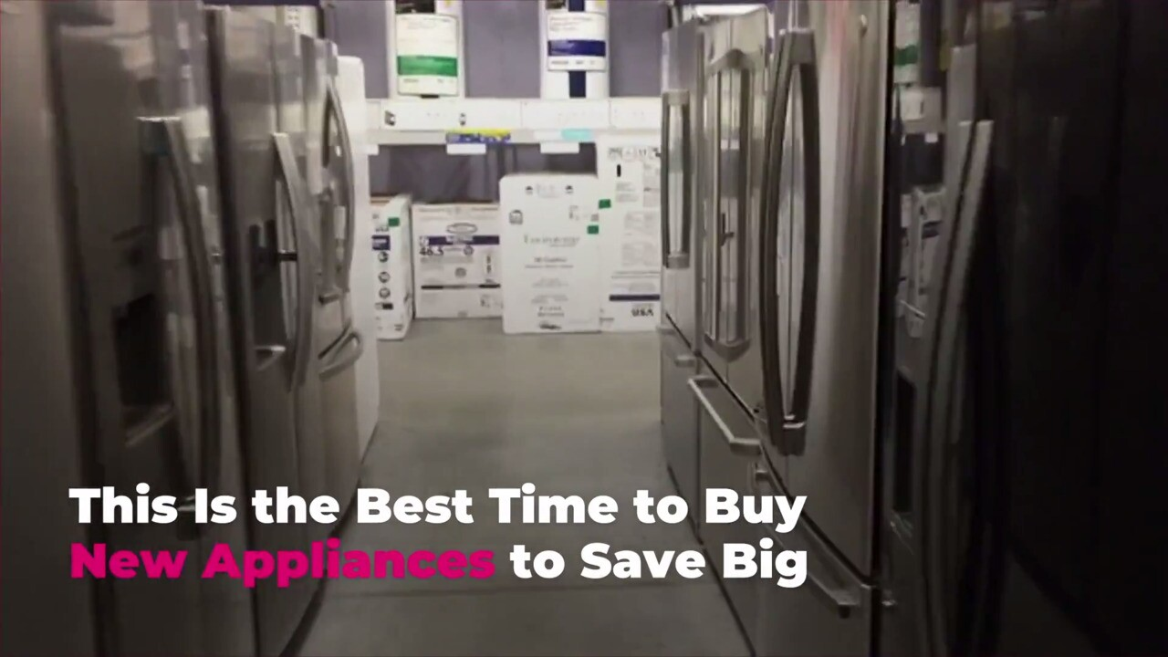 The Best Time Of Year To Buy Appliances Refrigerator Washer And Dryer And More Real Simple