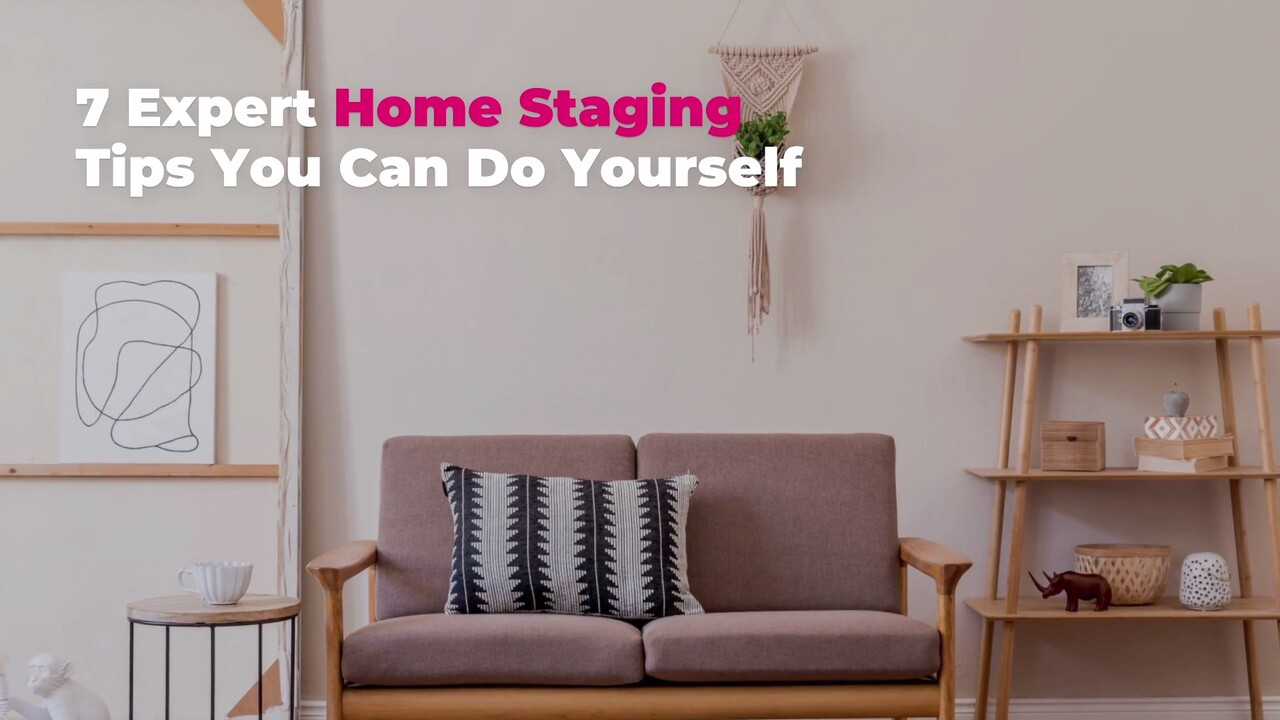 7 Expert Home Staging Tips You Can Do Yourself Real Simple