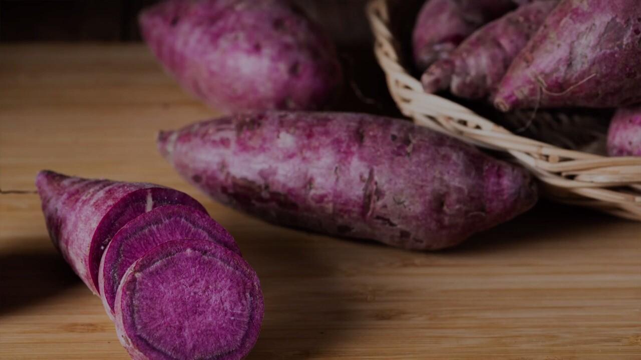 Health Benefits Of Purple Potatoes Eatingwell