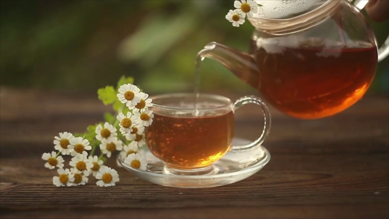 is drinking tea good for diet