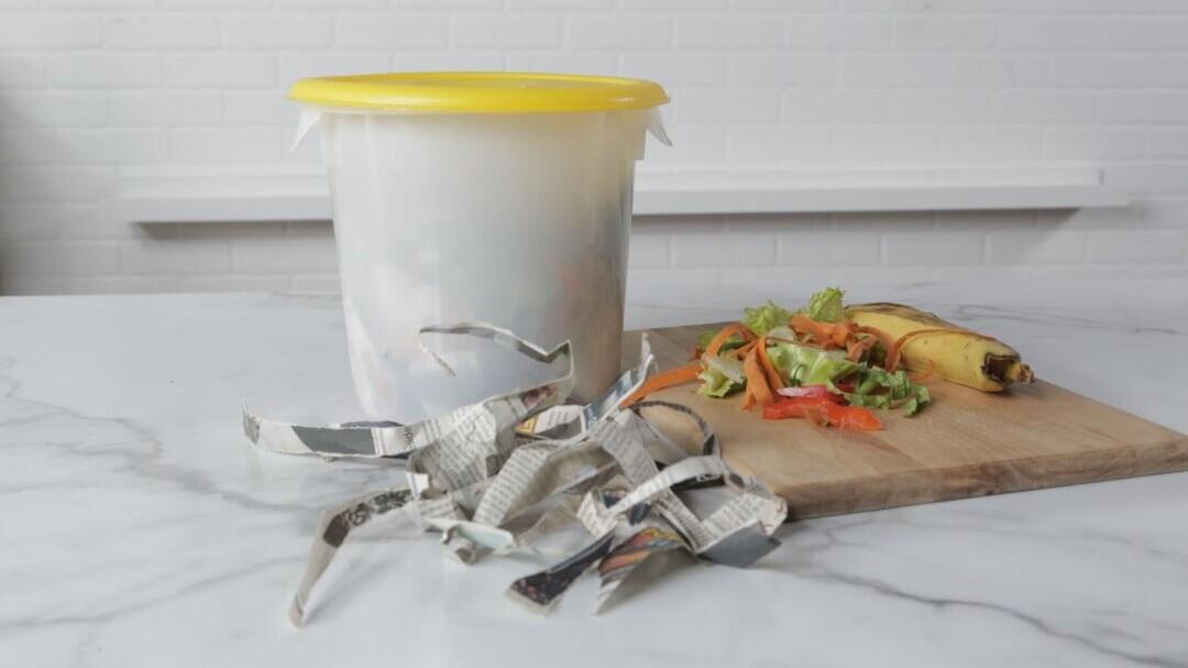 Diy Indoor Compost Bin