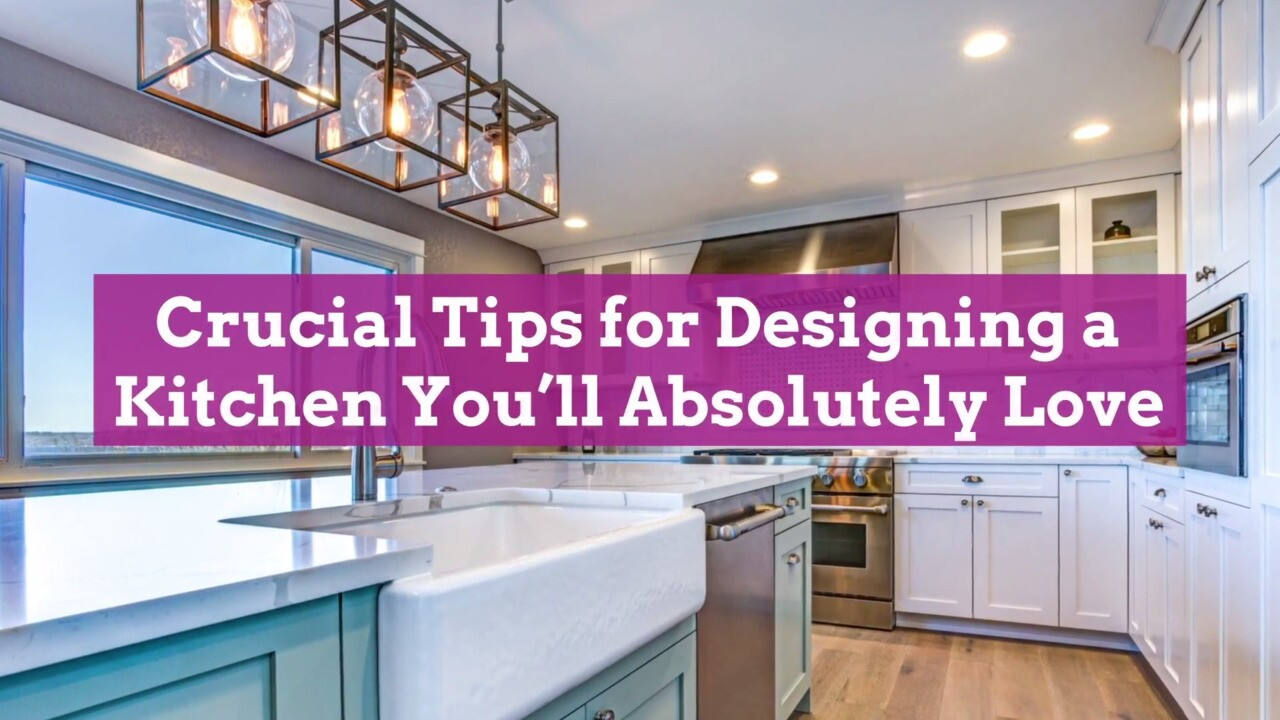 20 Crucial Tips For Designing A Kitchen You Ll Absolutely Love Better Homes Gardens