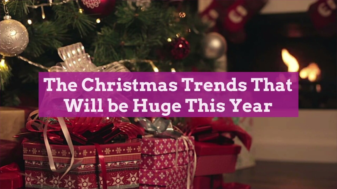 The 7 Christmas Trends That Will be Huge This Year | Better Homes